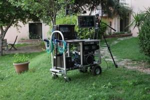 Lynx Video Assist Cart