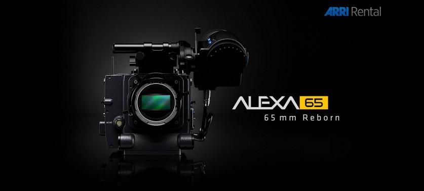 Alexa65mm