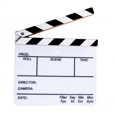 Clapper Board (10x Bundle)