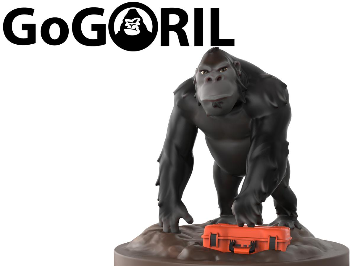 Gogoril with Logo