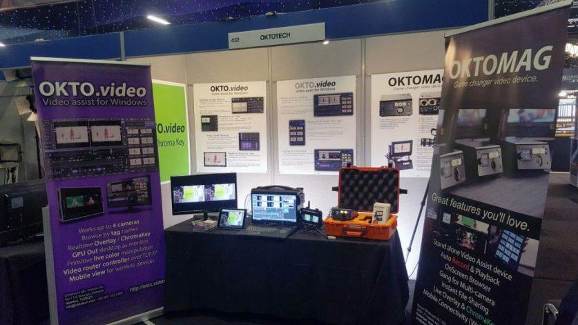Oktotech Booth